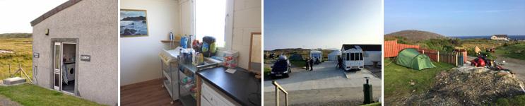 Barra Holidays Camping Caravans & Motorhomes